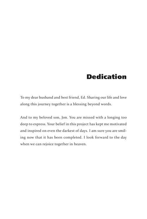 Create A Great Book Dedication In 4 Easy Steps